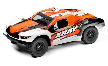 XRAY SCX 2WD Short Course Kit 1/10