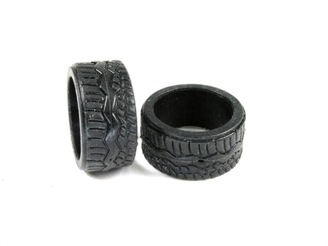 PN Racing Mini-Z KS Compound RCP Type-F Rear Tire FIRM (2pcs)