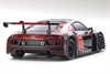Kyosho Mini-Z RWD AUDI R8 LMS 2015 BLACK-RED (W-MM/KT531P)