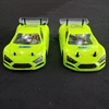 Zenvo ST1 1/28 Lexan Touring Body Clear (98mm W/B)